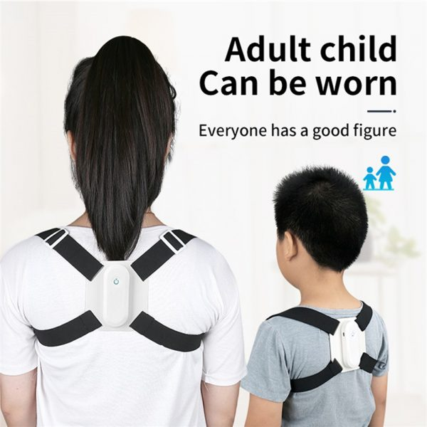 USB Rechargeable Smart Back Posture Corrector for Injury and Back Rehabilitation_6