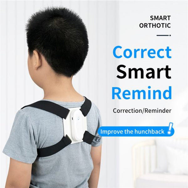 USB Rechargeable Smart Back Posture Corrector for Injury and Back Rehabilitation_8