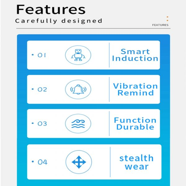 USB Rechargeable Smart Back Posture Corrector for Injury and Back Rehabilitation_10