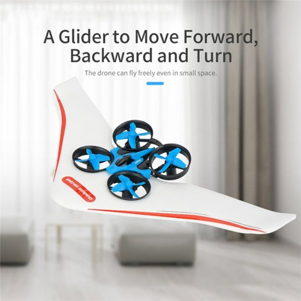 3-in-1 Remote Controlled Toy Drone Hover Glider for Land, Air, and Water_8