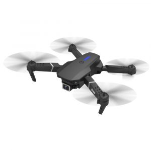 HD Remote Controlled Dual-Lens Folding Aerial Drone 1080P & 4K Resolution