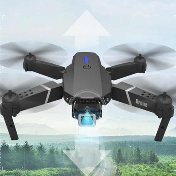 HD Remote Controlled Dual-Lens Folding Aerial Drone 1080P & 4K Resolution_3