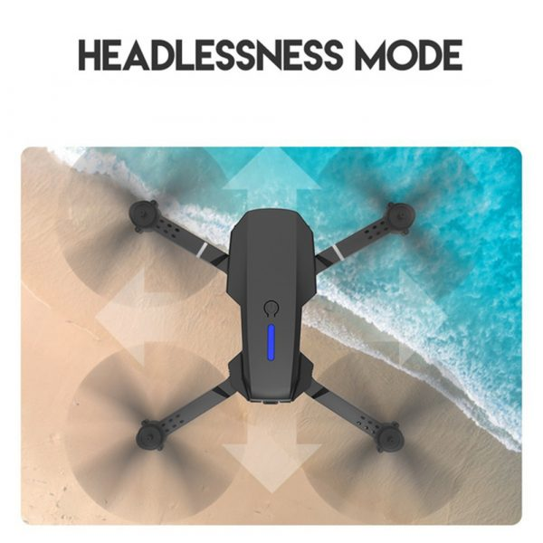 HD Remote Controlled Dual-Lens Folding Aerial Drone 1080P & 4K Resolution_17