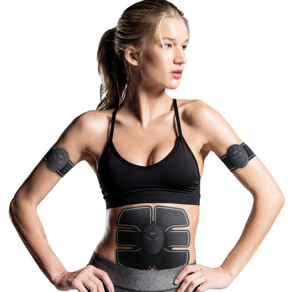 Smart Fitness Abdominal Massager Six Pack Abdominal and Arm Muscle Training Device_4