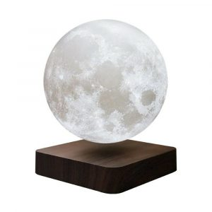 USB Charging 3D Magnetic Levitating LED Touch Night Lamp in Moon, Mars, and Jupiter
