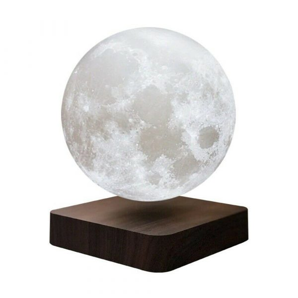 USB Charging 3D Magnetic Levitating LED Touch Night Lamp in Moon, Mars, and Jupiter_1