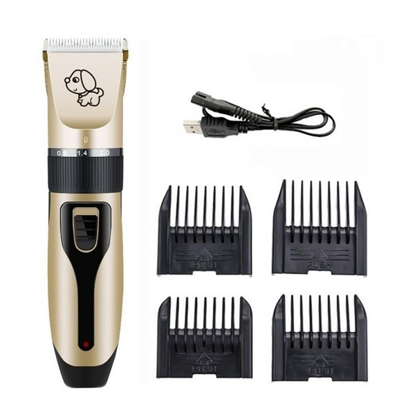 Pet Clippers Professional Electric Pet Hair Shaver_2