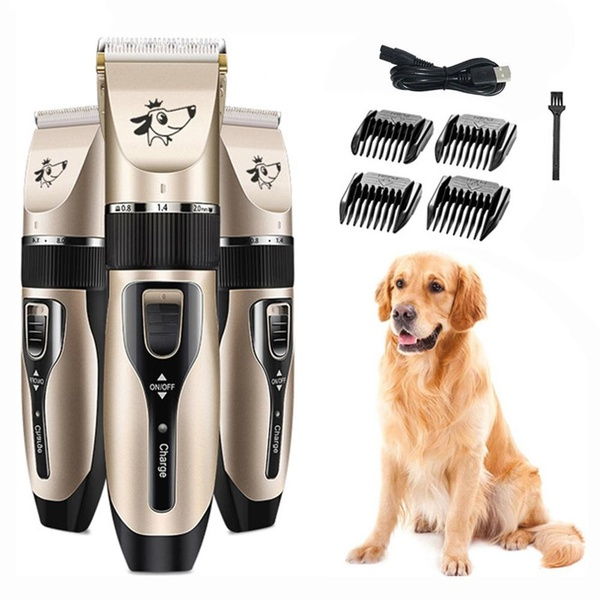 Pet Clippers Professional Electric Pet Hair Shaver_3