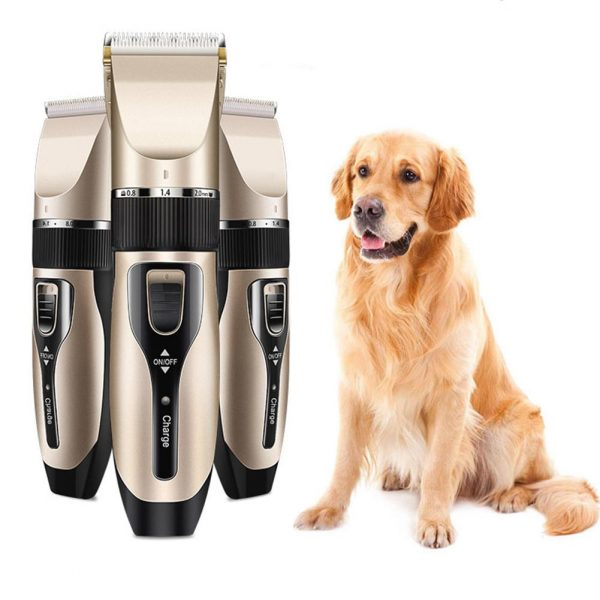Pet Clippers Professional Electric Pet Hair Shaver_0