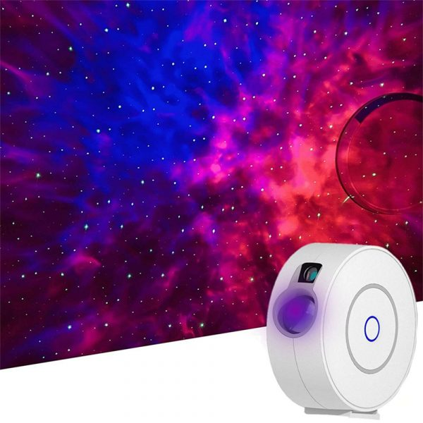 LED Night Light Star Projector with Nebula Cloud, Smart WIFI Bluetooth Projector for App Control_4