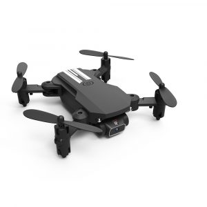 USB Rechargeable 4K Resolution Mini Folding Drone with Remote Control