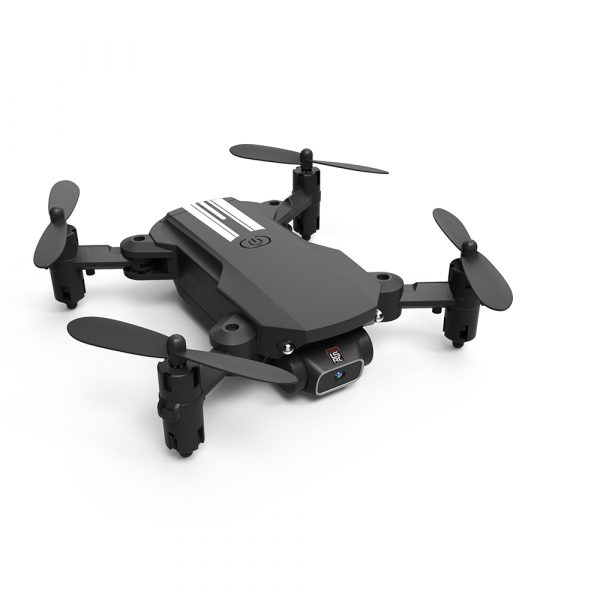 USB Rechargeable 4K Resolution Mini Folding Drone with Remote Control_0