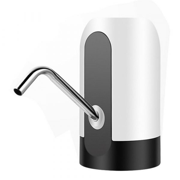 USB Rechargeable Electric Water Dispenser Water Bottle Pump Water Pumping Device_0