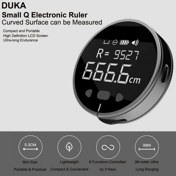 Multi-Surface Electronic Ruler Multi-Functional Measurement Tool with Digital Display_6