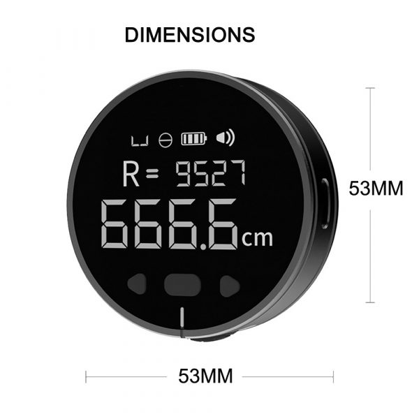 Multi-Surface Electronic Ruler Multi-Functional Measurement Tool with Digital Display_9