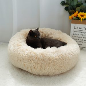 EXTRA Larger Sized Long Plush Super Soft Pet Bed