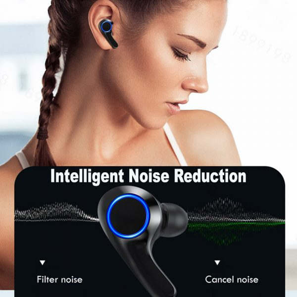 TWS Touch Control Wireless Headphones 9D Stereo Bluetooth with Mic_7