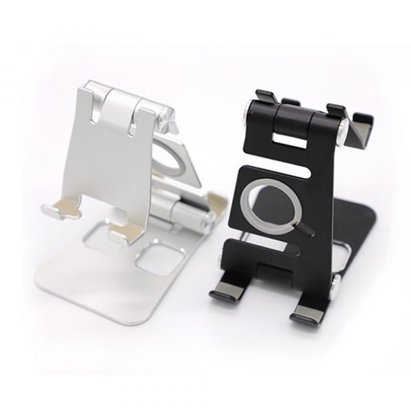 Foldable and Portable 3-in-1 Tablet and Phone Holder for Table and Desktop_3