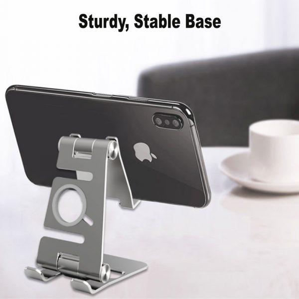 Foldable and Portable 3-in-1 Tablet and Phone Holder for Table and Desktop_10