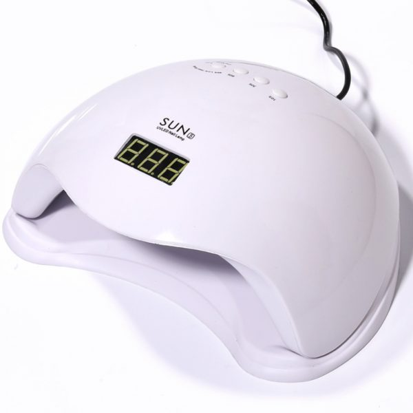 48W USB Charging 4 Speed Nail Photo Therapy Drying Machine_1