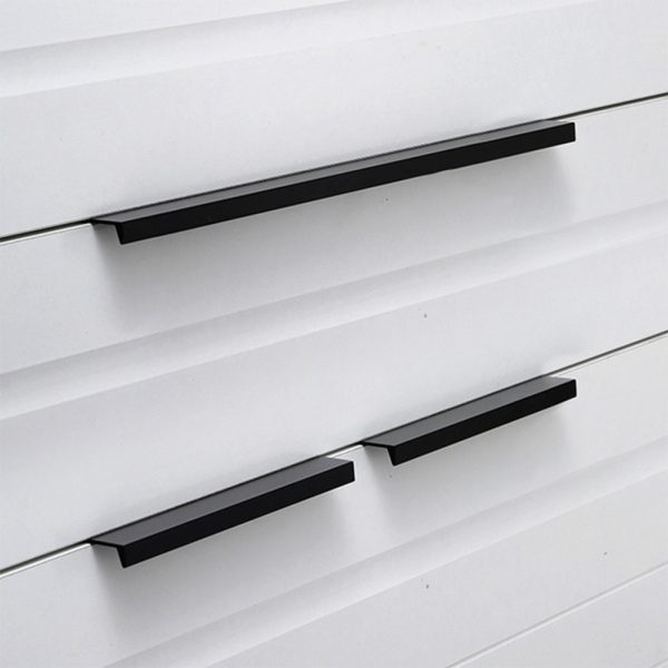 Concealed Screw Type Drawer Handle for Modern Minimalist Homes_2