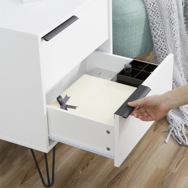 Concealed Screw Type Drawer Handle for Modern Minimalist Homes_4