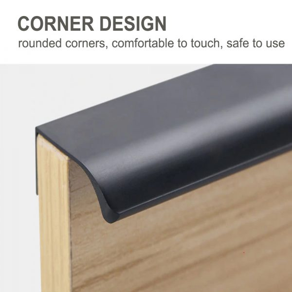 Concealed Screw Type Drawer Handle for Modern Minimalist Homes_11