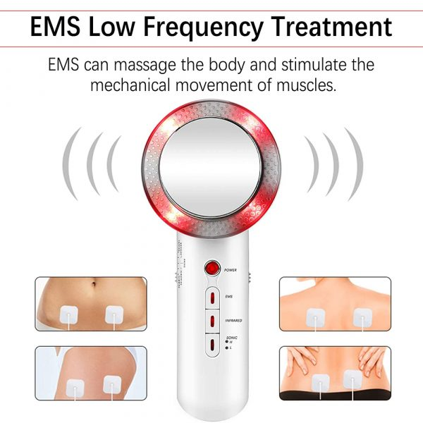 3-in-1 Ultrasonic Infrared Fat Burning Weight Loss Machine_8