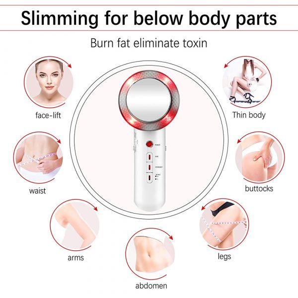 3-in-1 Ultrasonic Infrared Fat Burning Weight Loss Machine_14