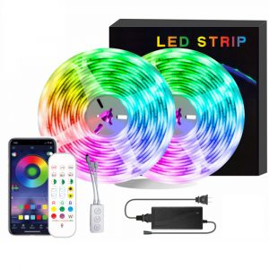 Remote Controlled Bluetooth Ready RGB LED Lights