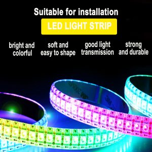 Remote Controlled Infrared Ready RGB LED Lights