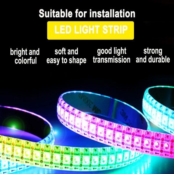 Remote Controlled Infrared Ready RGB LED Lights_1