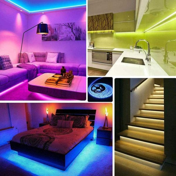 Remote Controlled Infrared Ready RGB LED Lights_11