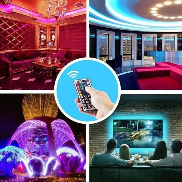 Remote Controlled Infrared Ready RGB LED Lights_13