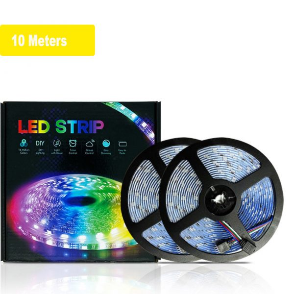 Remote Controlled Infrared Ready RGB LED Lights_2