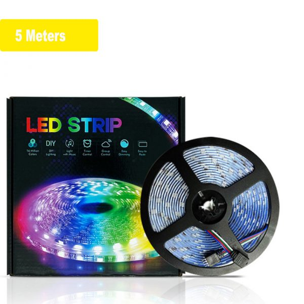 Remote Controlled Infrared Ready RGB LED Lights_3