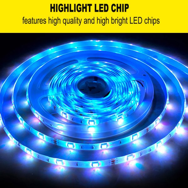 Remote Controlled Infrared Ready RGB LED Lights_7