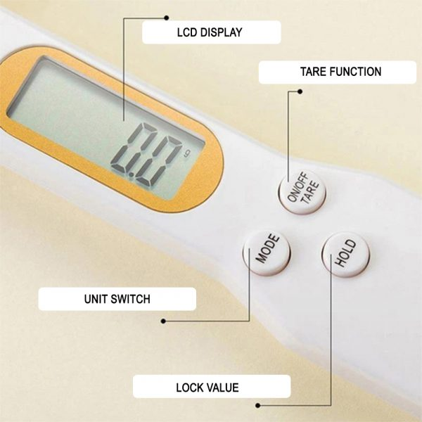 Electronic Scale Digital Measuring Spoon in Gram and Ounce_8