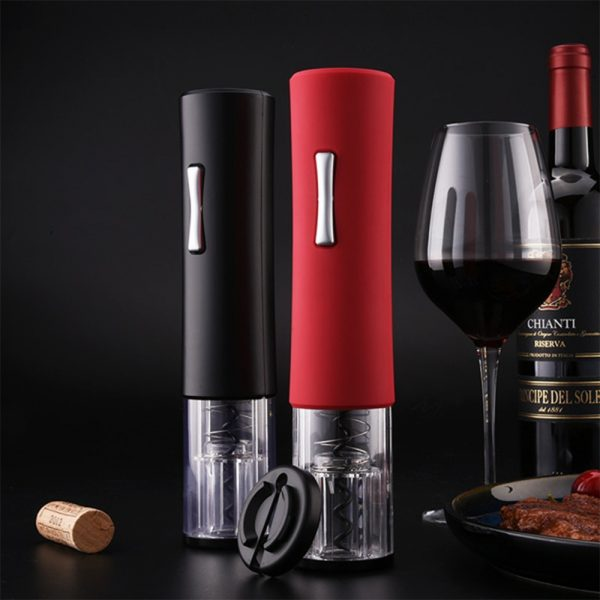 Battery Operated Electric Wine Bottle Opener_3