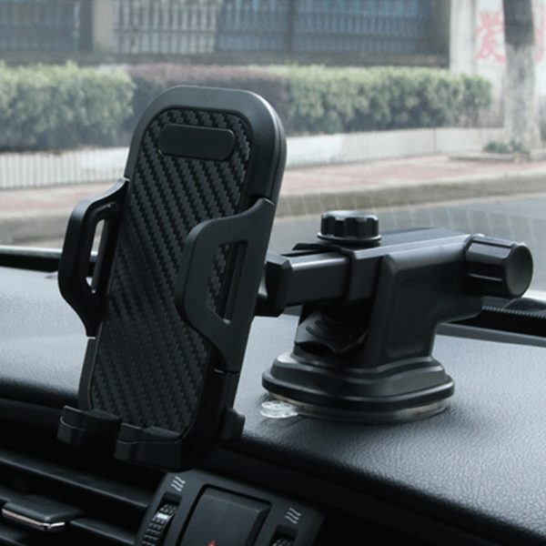 Suction Type Multi-Function Car Mobile Phone Holder_1