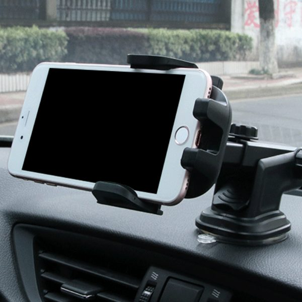 Suction Type Multi-Function Car Mobile Phone Holder_2