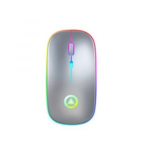 LED Wireless Bluetooth Silent Ergonomic Gaming Mouse