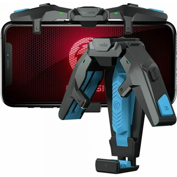 F4 Plug-and-Play Game Controller for iOS and Android Devices_2