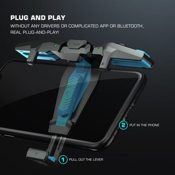 F4 Plug-and-Play Game Controller for iOS and Android Devices_3