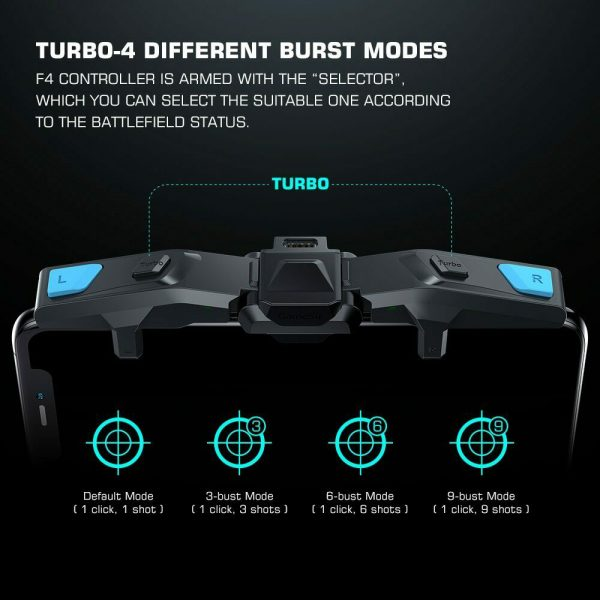 F4 Plug-and-Play Game Controller for iOS and Android Devices_8