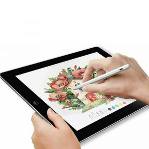 Capacitive Stylus Pen with Palm Rejection for iPad