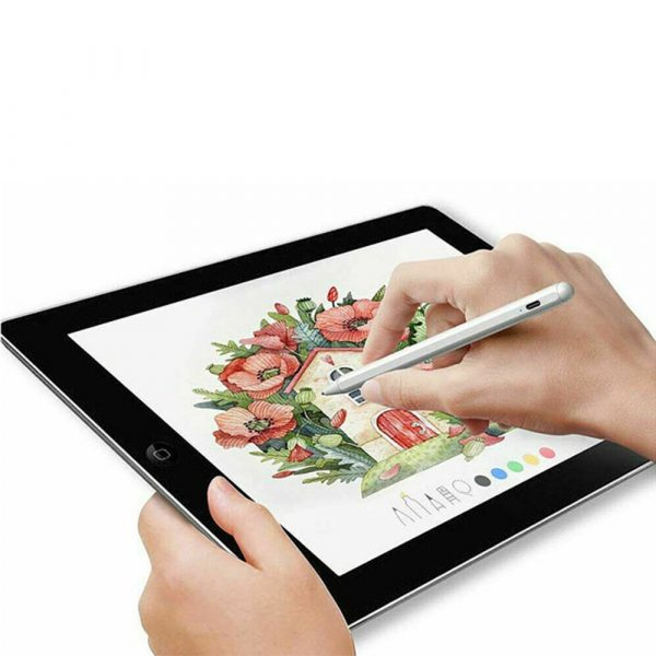 Capacitive Stylus Pen with Palm Rejection for iPad_1