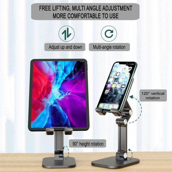 Portable Universal Mobile Phone and Tablet Stand_9