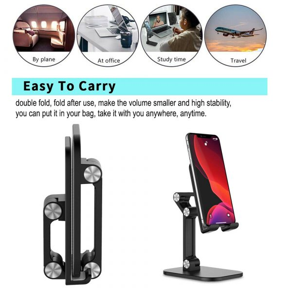 Portable Universal Mobile Phone and Tablet Stand_11