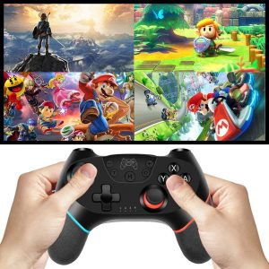 Wireless Switch Pro Controller Gamepad Remote Joystick